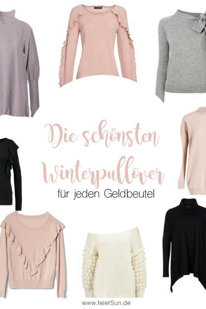 more photos 4a4d8 f7b59 Die schönsten Winterpullover 2018 für jeden Geldbeutel ...
