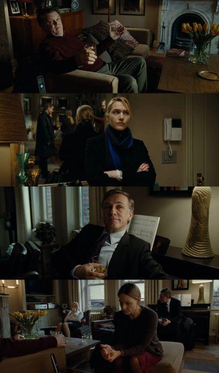 Carnage, 2011 (dir. Roman Polanski) By quello-nello-specchio