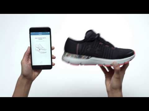 Under Armour Record Equipped Shoes | Connecting - YouTube