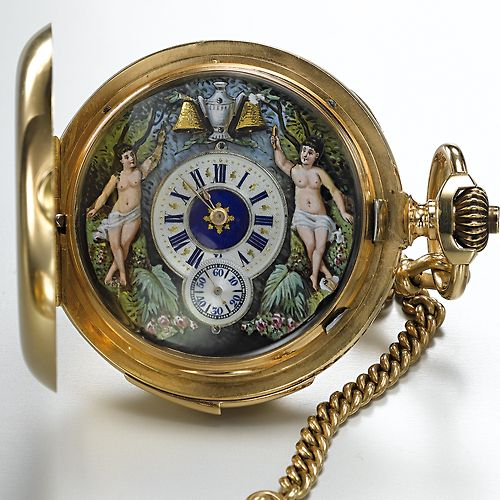Pocket Watch 1890 Sotheby's