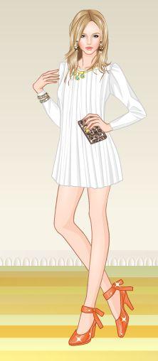 Roiworld fashion new dress