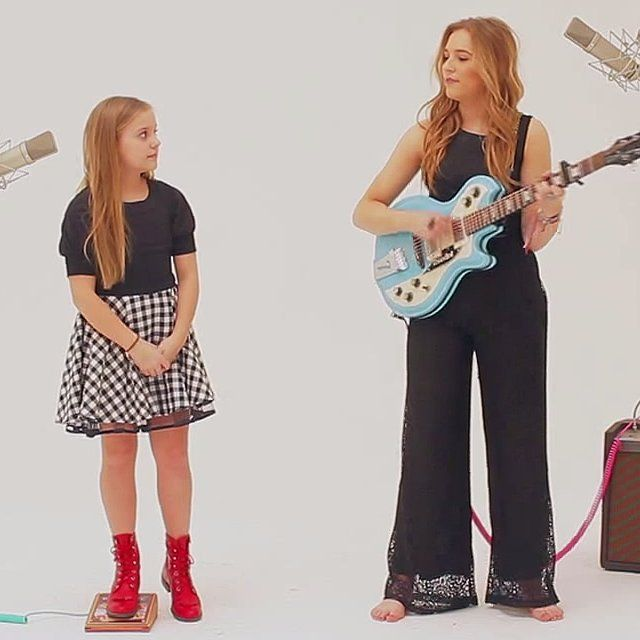 """Lennon and Maisy's """"Boom Clap"""" Cover Might Just Bring You to Tears: Nashville stars Lennon and Maisy released their latest YouTube video this week — a beautiful cover of the Charli XCX hit """"Boom Clap."""""""