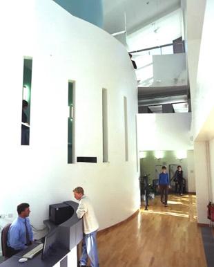 University Library at Epsom - Ground Floor.  #Epsom