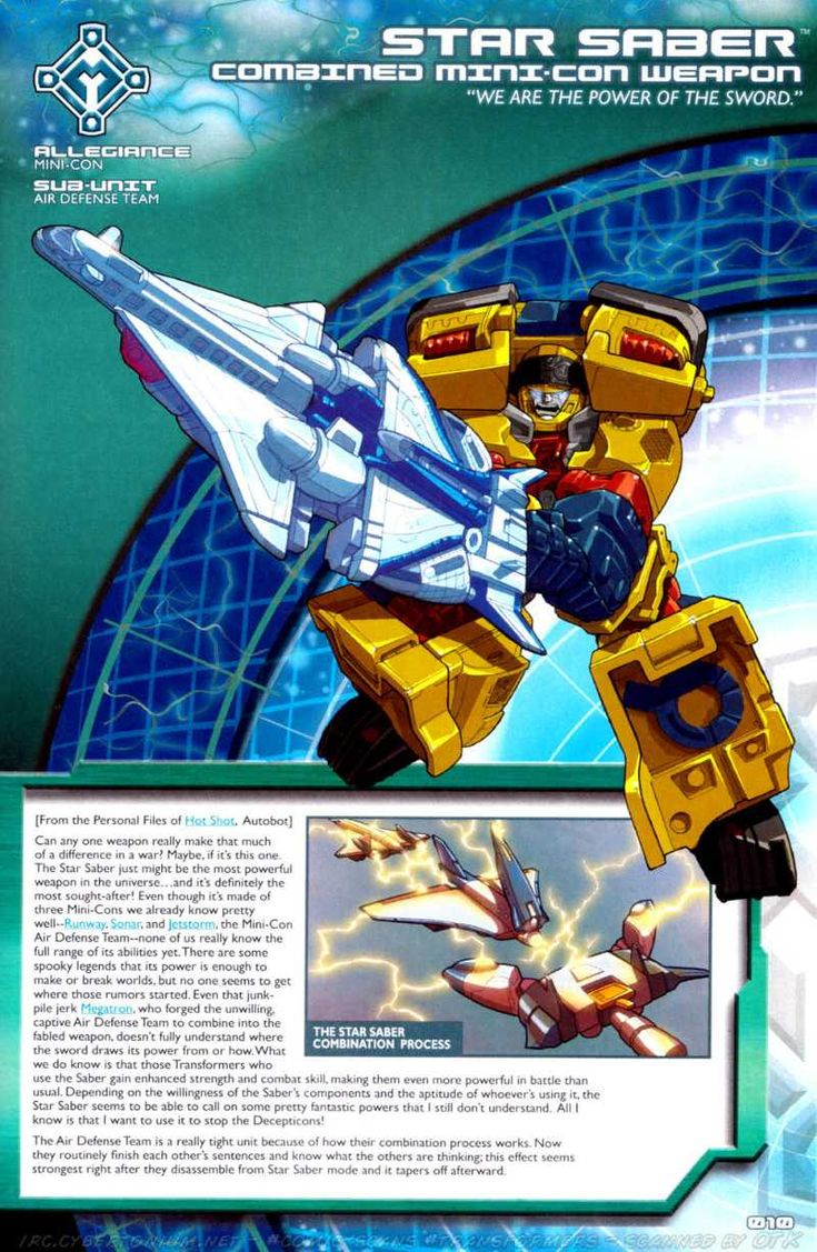 Transformers Universe - Gallery: Armada Air Defence Team