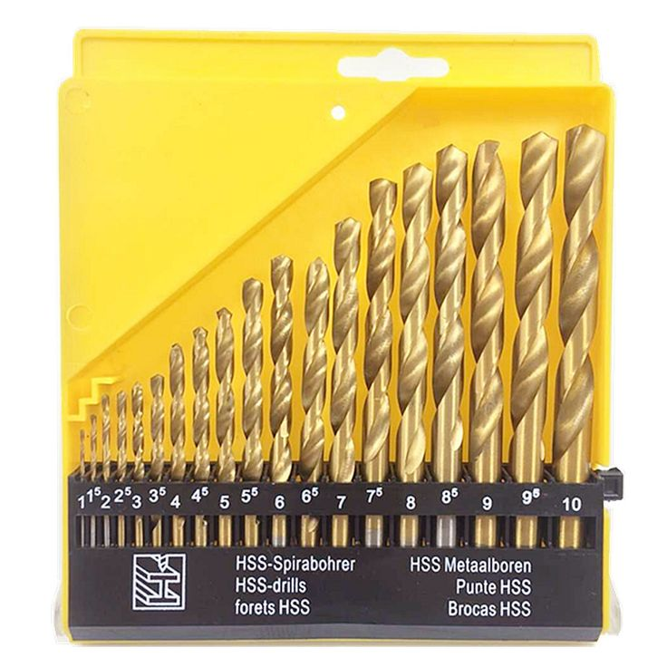 >>>OrderTwist Drill Bit Set HSS Wood Drill 19pcsWoodworking Drill Titanium Coated 1-10mm Electric Brocas Drill Bits Power ToolTwist Drill Bit Set HSS Wood Drill 19pcsWoodworking Drill Titanium Coated 1-10mm Electric Brocas Drill Bits Power Toolhigh quality product...Cleck Hot Deals >>> http://id961872305.cloudns.ditchyourip.com/1581189008.html images