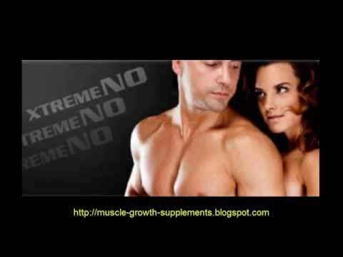 MUSCLE GROWTH SUPPLEMENTS - Xtreme NO