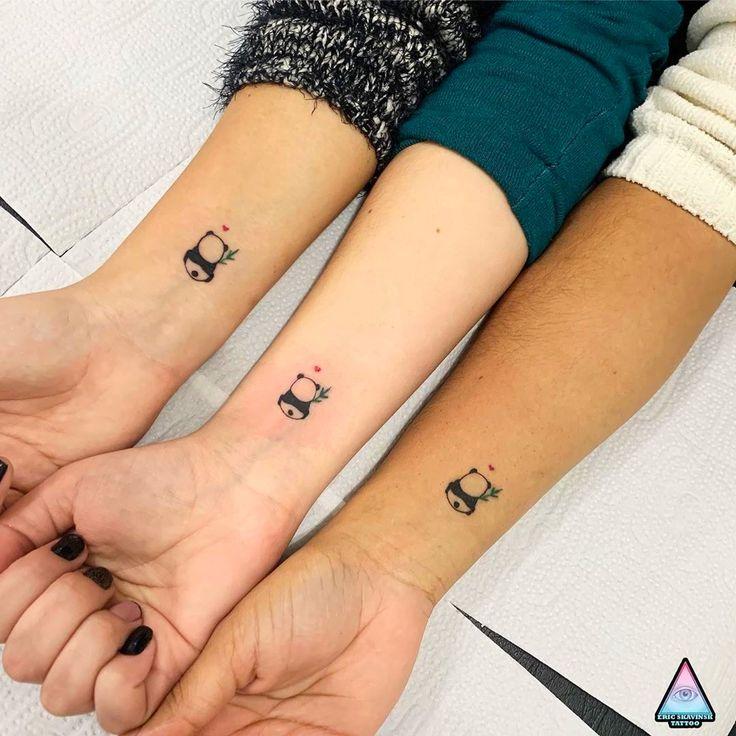 Pin em tatuagem amigas