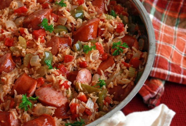 Weeknight Sausage Jambalaya If using Tony's as the creole seasoning, use less than a tablespoon and do not add salt