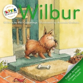 Wilbur : English, Amharic, Chinese, Arabic and French / written by Phil Cummings ; illustrated by Amanda Graham. Borrow this adorable picture book and teach your children Arabic. http://library.sl.nsw.gov.au/record=b3677481~S2