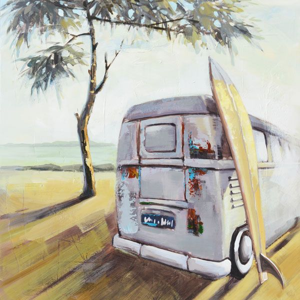 Combi Canvas Painting Wall Decor $69.95
