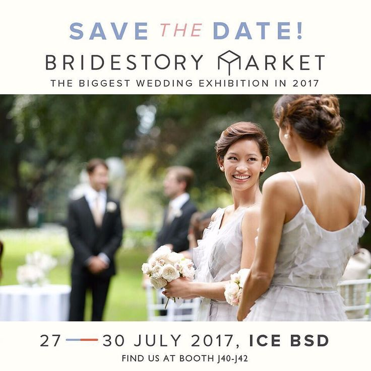 12 more days to go.. Find #SheratonGrandJakarta at Bridestory Market the biggest wedding exhibition in 2017 from 27 - 30 July at ICE BSD Booth No. 40-42. Confirm your wedding reception during this period and get more perks!