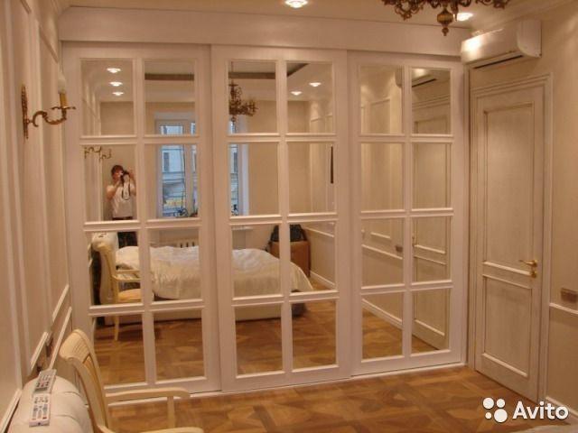 Корпусная мебель: шкафы, шкафы-купе, гардеробные, спальные гарнитуры, прихожие…