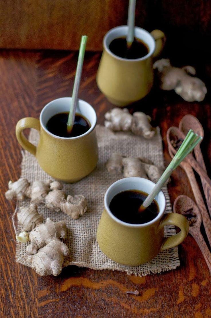 Indonesian Medan Food: Bandrek Kak Ros (Ros' Spice Drink)