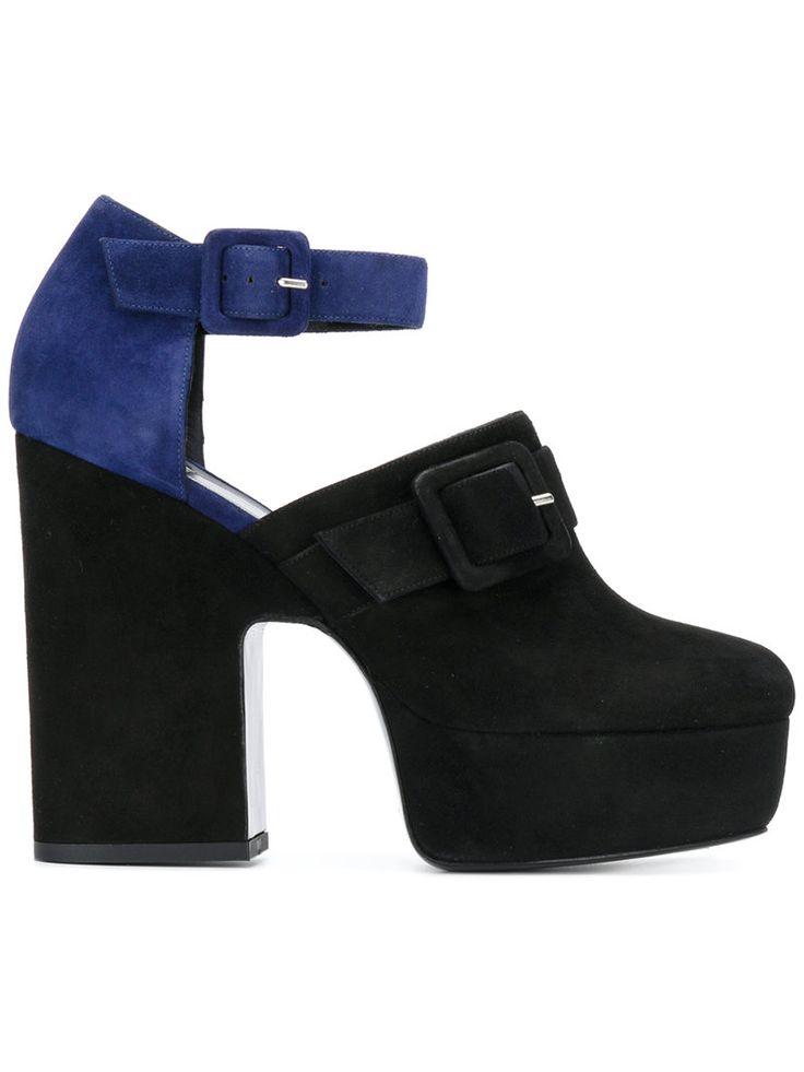 PIERRE HARDY PIERRE HARDY - PLATFORM PUMPS . #pierrehardy #shoes #