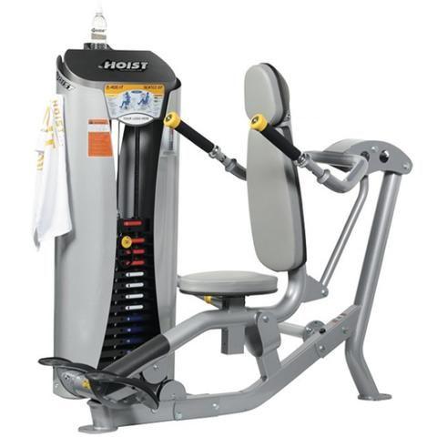 Hoist Roc-It RS-1101 Seated Dip Machine