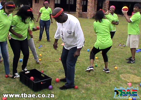 Matthew Goniwe School of Leadership and Governance Team Building Event