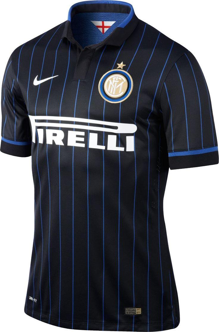 Inter 14-15 Home Kit