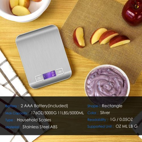 KUNSTWORKER-Kitchen-Digital-Scale-Food-amp-Medical-Scale-11-lb-5-kg-Multifunctio  #homestyling #kitchen #kitchendesign #kitcheninspiration #kitchendecor #kitchenstyle #kitcheninterior #interiorandhome #interiorinspo #interior_design #interiorstyling #interiorinspiration #instahome #instainterior #hijabers #hijabstyle #moda #maşallah #türban #mutfak #mutfakgram #mutfakgereçleri #tavaböreği #börek #hamurişi #home #love #happy #instaturkey #instalike