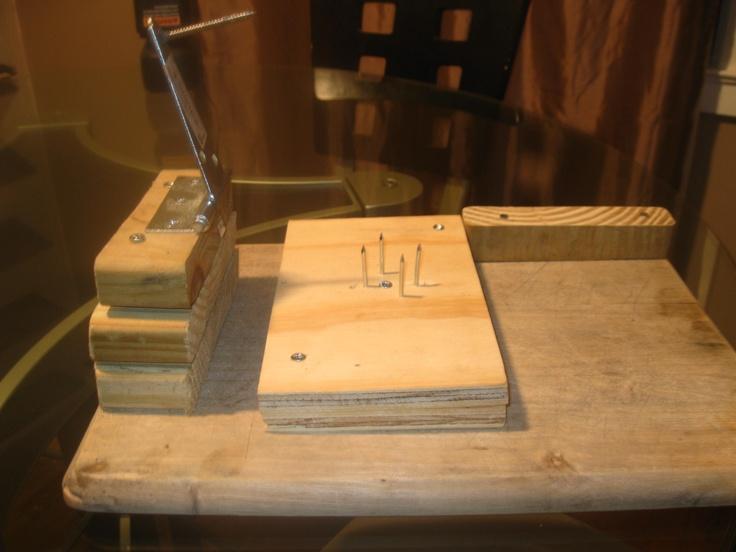 Adapted Cutting Board
