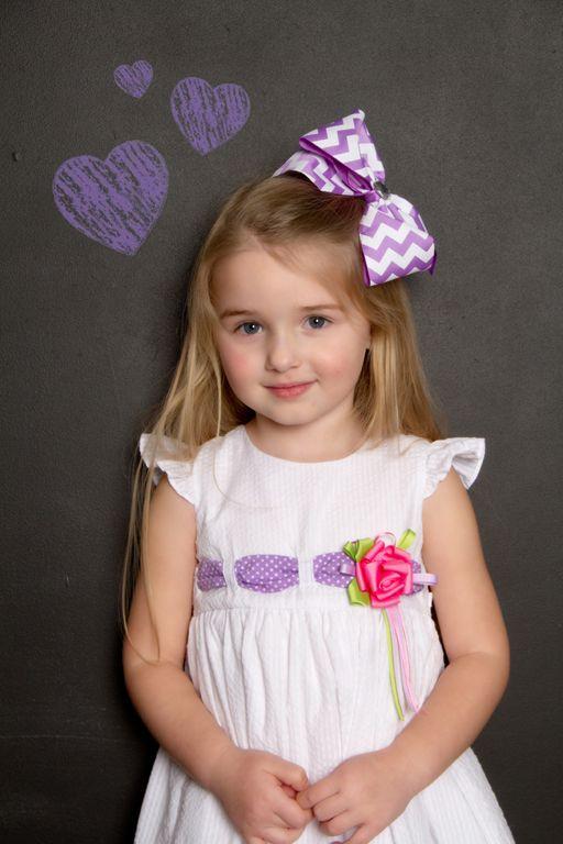 """""""Little Cutie"""" <3 Portrait Creations Professional Portrait Studio in Charlotte, NC."""
