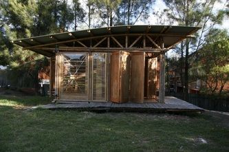 Bamboo Loveshack is a student designed and built project offered as a 3-week winter elective to the students of UNSW in Sydney. As a tutor our responsibility was to introduce students to this amazing...