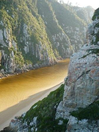 Lake Tsitsikamma, South Africa