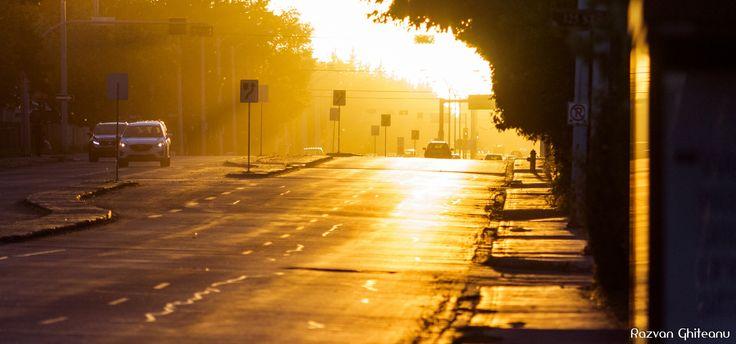 sunday sunset by Razvan Theodor Ghiteanu on 500px