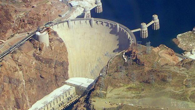 Henry J. Kaiser Builds Hoover Dam and U.S. Warships