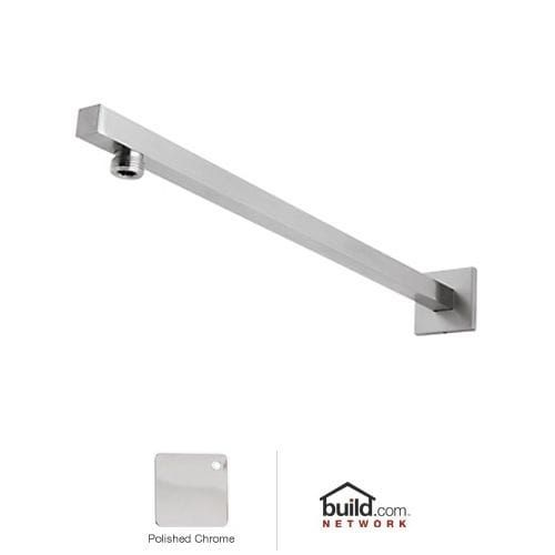 Rohl 1410/16 Modern 16 Wall Mounted Shower Arm (Polished chrome), Silver
