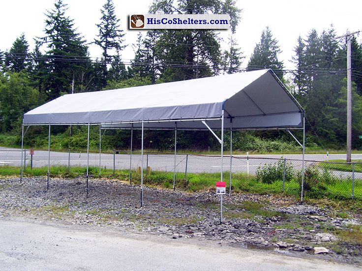Best diy build your own rv or boat portable carport