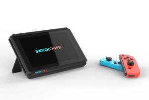 Sport Console Battery Instances  The 'SwitchCharge' Helps Lengthen Battery Lifetime of the Nintendo Console (hotnewstrend)