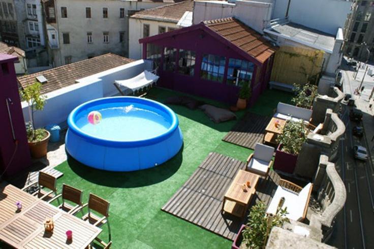 Rivoli Cinema Hostel in Porto, Portugal - Around $25