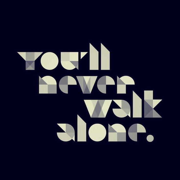 Lyric lyrics you ll never walk alone : The 25+ best You'll never walk alone ideas on Pinterest ...