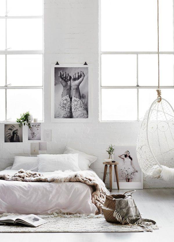 die besten 25 boh me einrichtung ideen auf pinterest. Black Bedroom Furniture Sets. Home Design Ideas