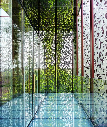 Designer Roberto Cavalli's colour changing home near Florence, Italy by Architect Italo Rota: Beautiful Architecture, Florence Italy, Cavalli Color Changing, Fashion Design, Modern Architecture, Architecture Interieur Design, Roberto Cavalli, Color Changing House, Design Roberto