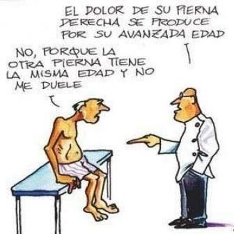 La degeneración de las articulaciones y avanzada edad no son sinónimos. #bienestar #cuerpo #quiropráctica