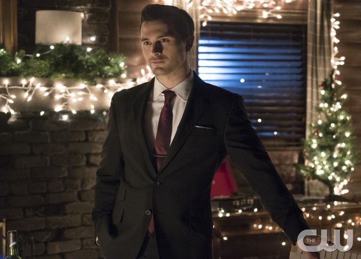 """The Vampire Diaries -- """"Somebody That I Used To Know"""" -- Image Number: VD719b_0255.jpg -- Pictured: Michael Malarkey as Enzo -- Photo: Annette Brown/The CW -- © 2016 The CW Network, LLC. All rights reserved."""