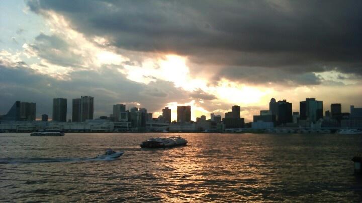 Beutiful Tokyo Bay