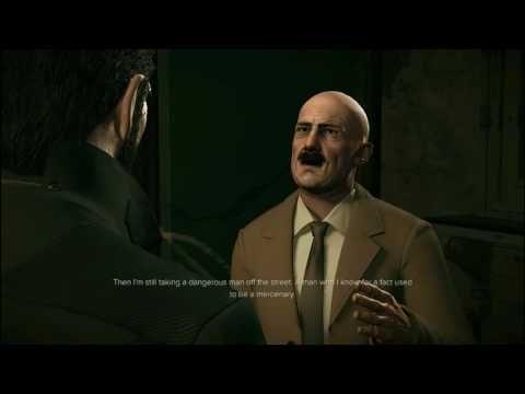 Deus Ex Mankind Divided Ep. 23: The Murder Suspect And GARM