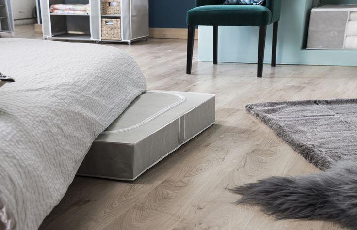 """Housse extra-plate dessous de lit """"Nuvola"""" par Compactor"""