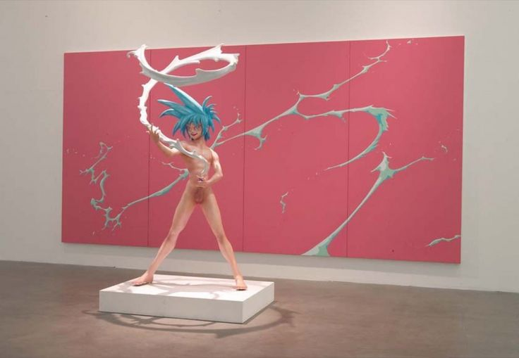 Artist:Takashi MURAKAMI, Exhibition:T1 - Turin Triennial