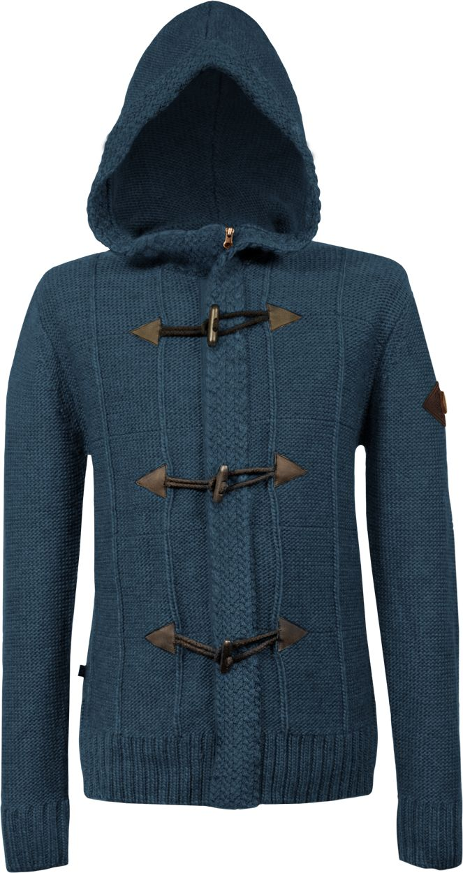 The Royal Jacket is based on the popular Kingdom Knit Jackets and comes in the new Unity design. Hand knitted in Portugal and crafted from the finest Alpaca Wool and Nylon. The oversized hood and...