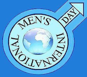 International Man Day  Dia Internacional do Homem comemorado em 15 de Julho.