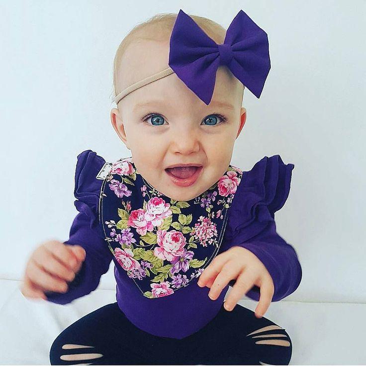 Gorgeous dark purple fluttersuit!
