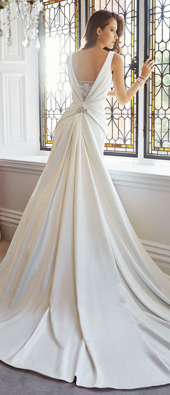 Sophia Tolli Fall 2014 Bridal Collection | bellethemagazine.com