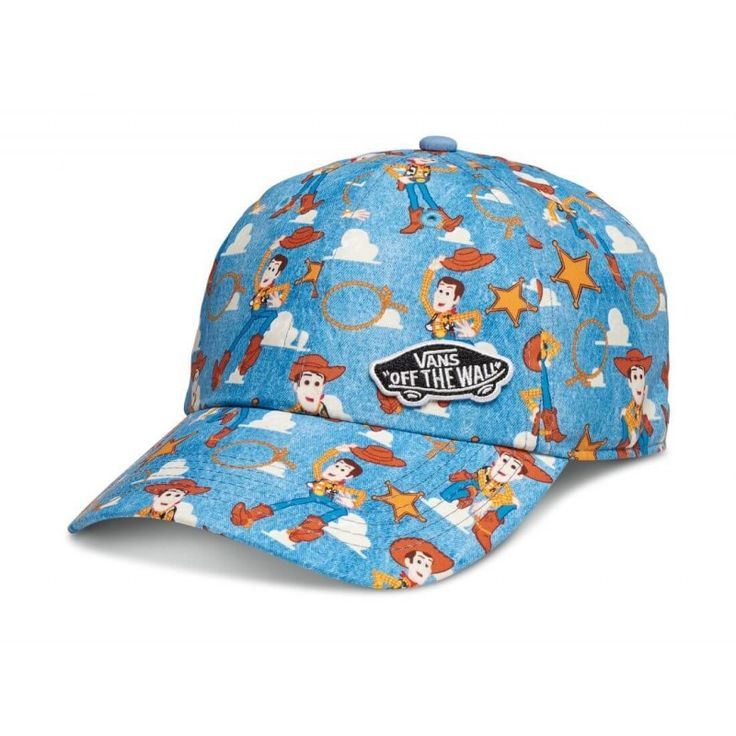 Buy Vans Toy Story Baseball Cap Woody at the Skateboard shop in The Hague, Netherlands