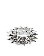 Meant Bracelet - NLY Accessories - Sølv - Smykker - Tilbehør - NELLY.COM