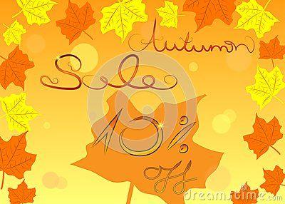 Colorful autumn sale shopping concept, vector. EPS10 https://www.dreamstime.com/stock-photography-image100253032#res18554481  #autumn #colorful #design #designer #season #vector #designthinking #background #illustration #shopping #concept #háttér #ősz #színes #grafika
