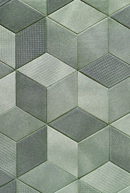 Tex Tiles By Mutina Design By Raw Edges Wootay May