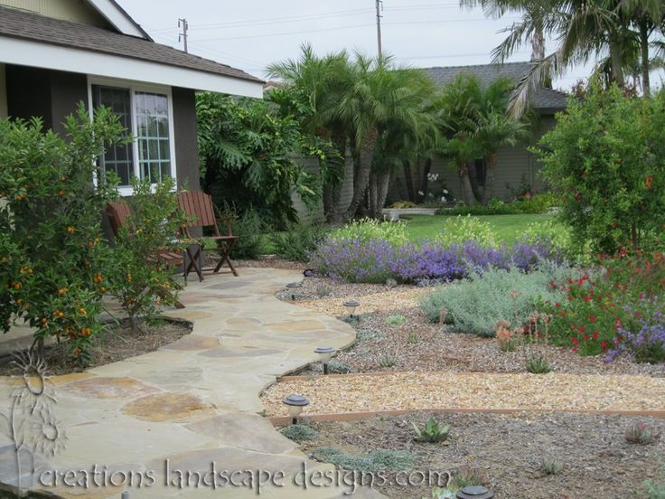 189 best images about desert landscaping on pinterest for California native landscape design